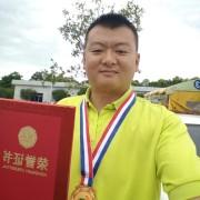 贵阳市驾校教练员张龙军